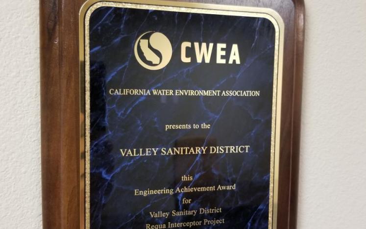 CWEA Award